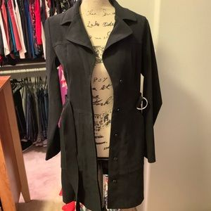 F21 long coat ✨